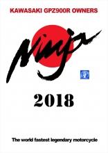 2018忍者乗り(青忍定)