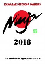2018忍者乗り(緑忍定)
