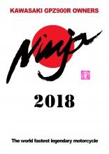 2018忍者乗り(桃忍定)