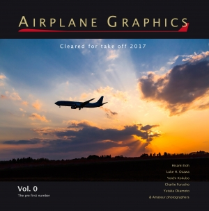 AIRPLANE GRAPHICS-Vol.0