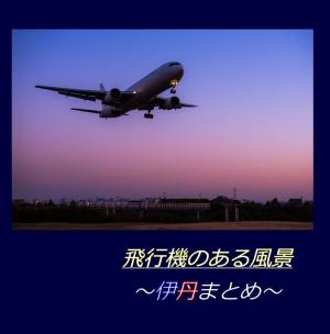 飛行機のある風景~伊丹まとめ~