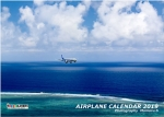 Airplane Calendar 2019