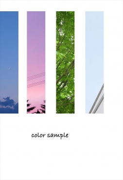 color sample