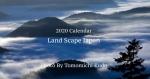 2020 Calendar  Land Scape Japan