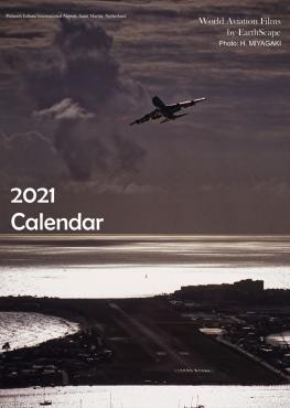 World Aviation Films 2021 Calendar