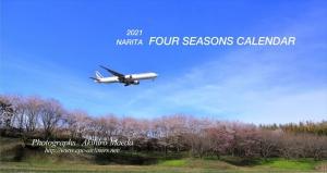 2021 NARITA FOUR SEASONS CALENDAR