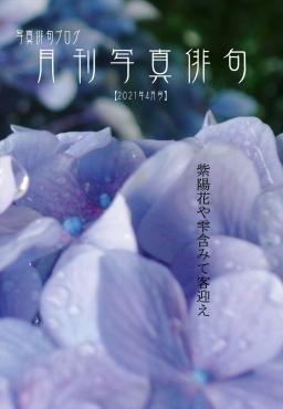 月刊写真俳句-2021年4月号